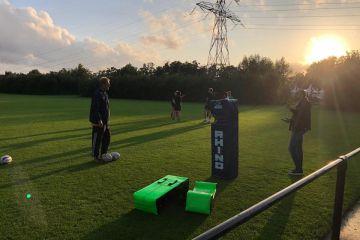 Rugby clinic Utrecht